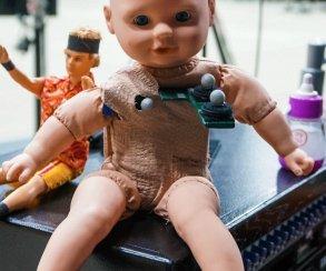Кодзима показал реального младенца из Death Stranding