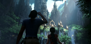 Uncharted: The Lost Legacy. Геймплейный трейлер с E3 2017