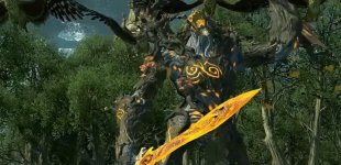 Total War: Warhammer. Релизный трейлер DLC Realm of The Wood Elves