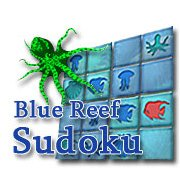 Обложка Blue Reef Sudoku
