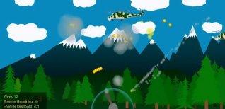 Blazing Skies. Видео #1