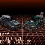 Скриншот Scorched: Combat Racing – Изображение 1