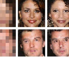 Google обучила нейросеть восстанавливать фото по нескольким пикселям