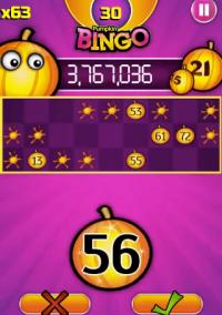 Обложка Pumpkin Bingo
