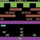 Скриншот Frogger 64