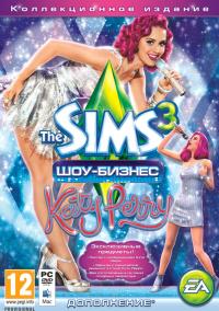 The Sims 3: Шоу-бизнес  – фото обложки игры