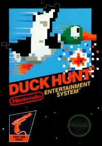 Обложка Duck Hunt