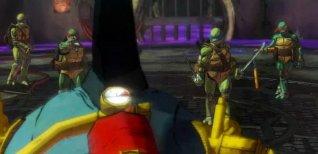 Teenage Mutant Ninja Turtles: Mutants in Manhattan. Анонсирующий трейлер