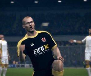 FIFA 14 возглавила чарты App Store в России
