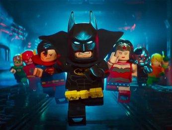 Лего Фильм: Бэтмен. Лучший фанфик про человека-летучую мышь