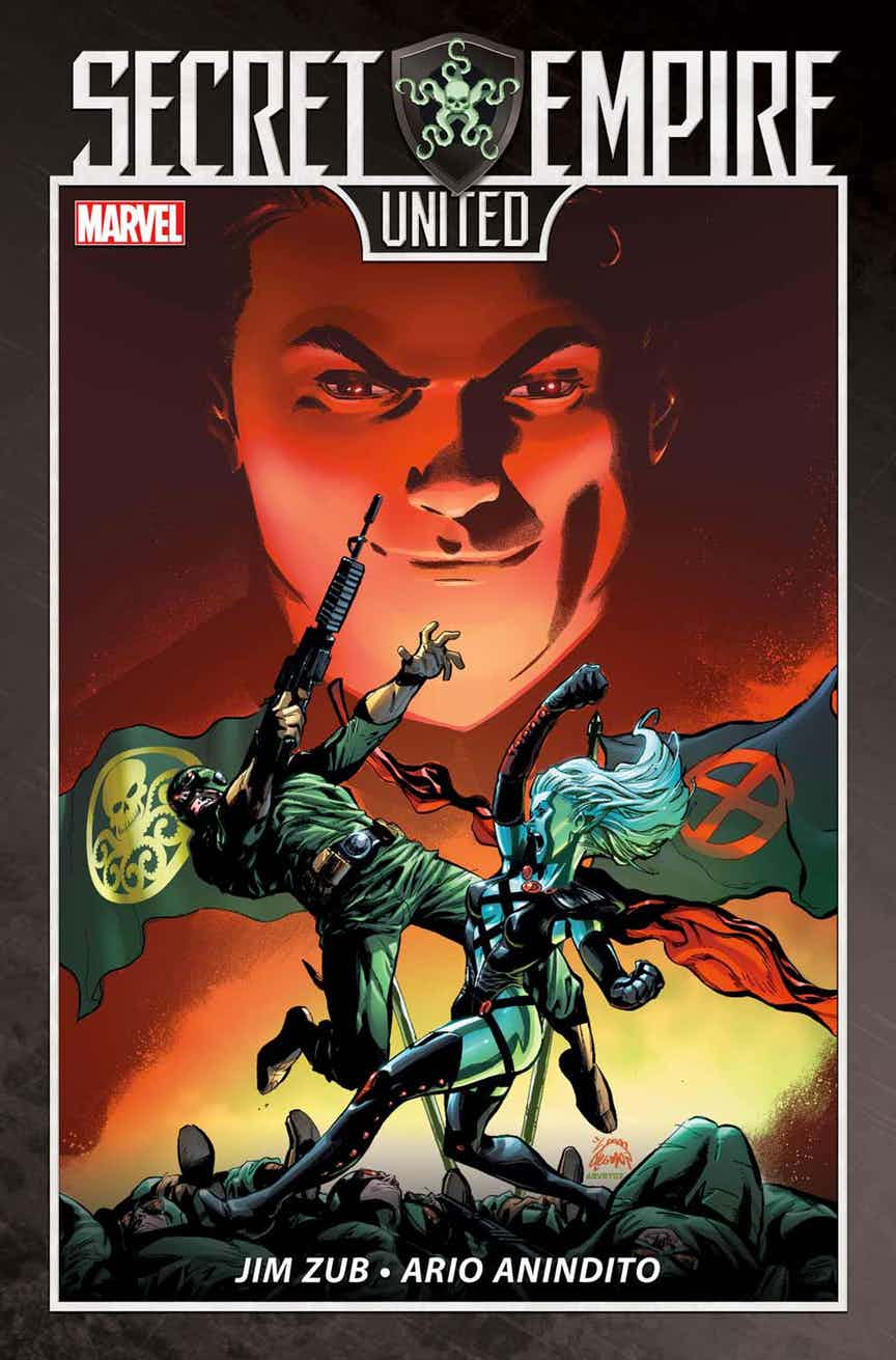 Эмма Фрост соберет свою команду Людей Икс и выступит против Гидры - Изображение 1