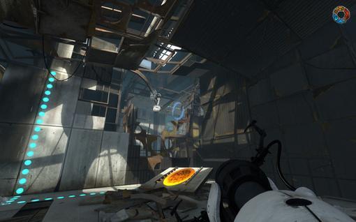 Прохождение Portal 2. По ту сторону портала - Изображение 4
