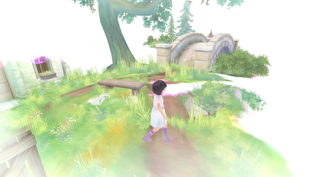 Страна слепых: игра про девочку, «видящую» мир через звук - Изображение 4