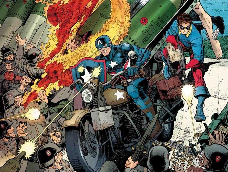 Как Капитан Америка предал все ради власти над Гидрой ивсем миром. - Изображение 21