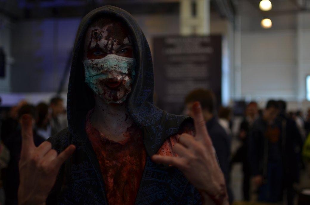 Фотоотчет с «Игромира» и Comic Con Russia, день 3 – Миша Коллинз - Изображение 4