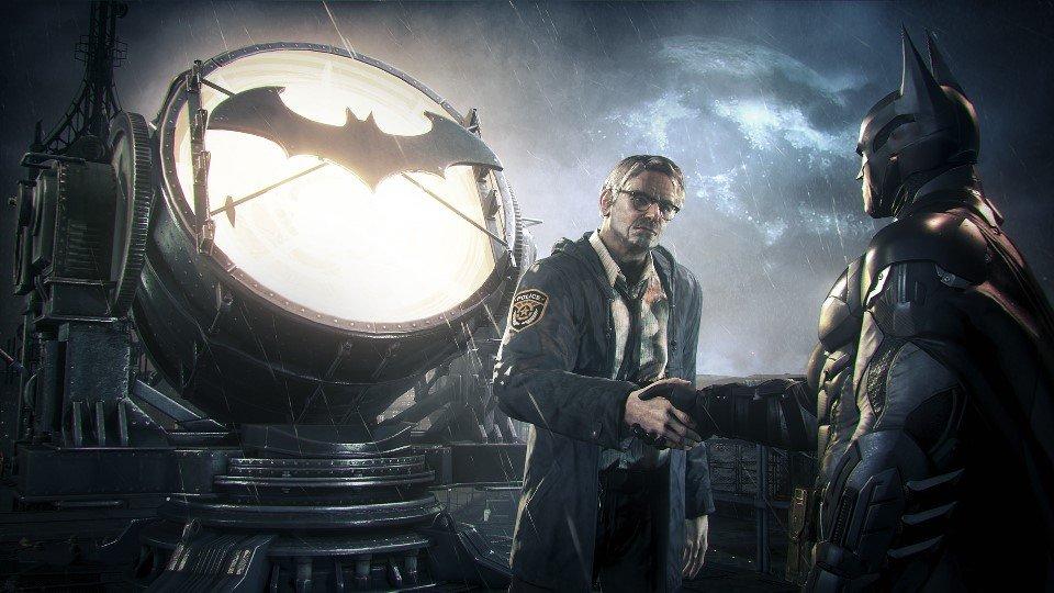 «Бэтмобиль — как стальной шар»: впечатления от Batman: Arkham Knight  - Изображение 1