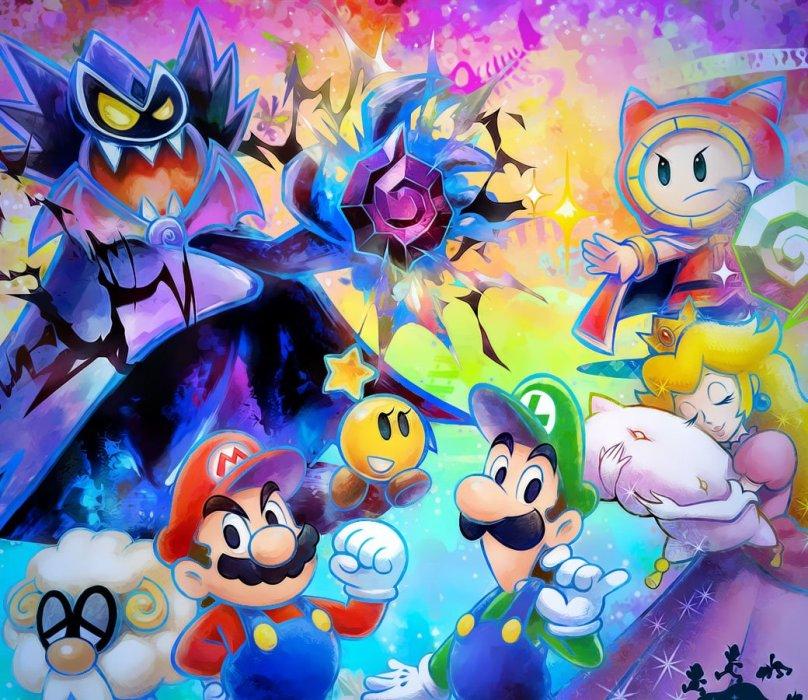 Рецензия на Mario & Luigi: Dream Team. Обзор игры - Изображение 1