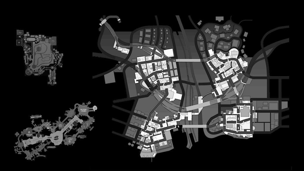 Карта Dead Rising 3 больше,чем объединенные карты предыдущих двух игр - Изображение 1