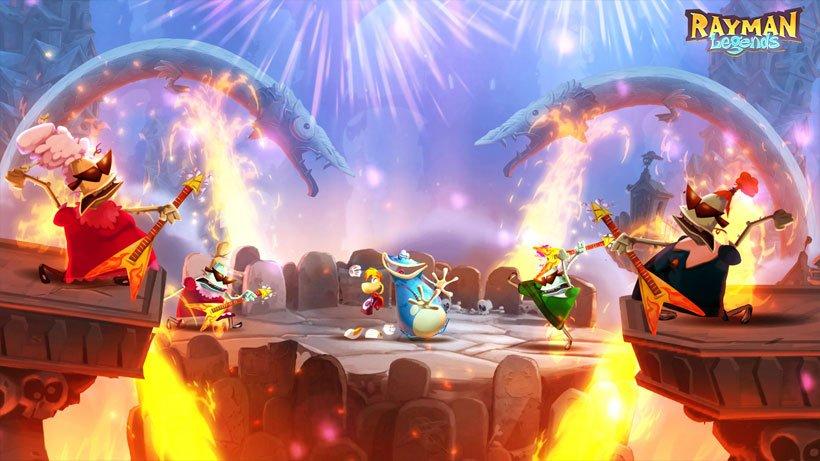 Ubisoft портирует Rayman Legends на PS3 и X360 - Изображение 1