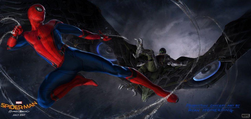 Режиссер и актер «Человека-паука» рассказали о костюме Стервятника - Изображение 2