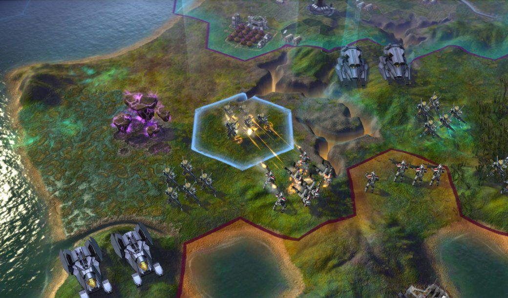 Sid Meier's Civilization: Beyond Earth. Берем? - Изображение 9