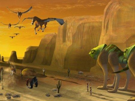 Привет из нулевых: Impossible Creatures появилась в Steam - Изображение 2