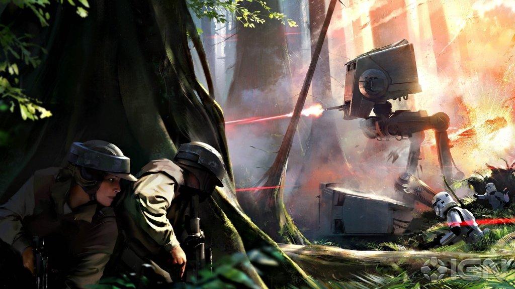 Слух: геймплей Star Wars Battlefront покажут в апреле - Изображение 3