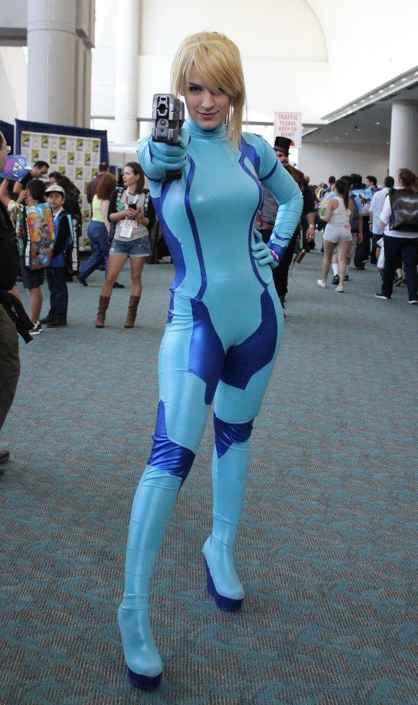 Лучший косплей Comic-Con 2015 - Изображение 48