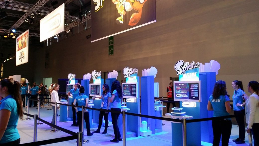 Gamescom 2014 в фото - Изображение 144