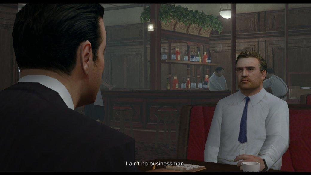 Мнение: чем хороша первая часть Mafia  - Изображение 7