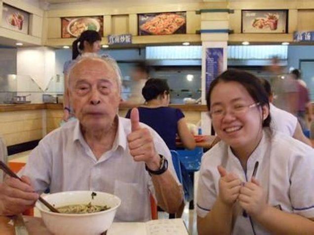 106-летний китаец поддерживает ясность ума видеоиграми  - Изображение 1
