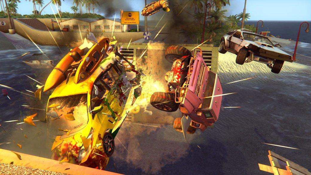 Ремейк Carmageddon официально в Steam: пенсионеры против бульдозеров - Изображение 4