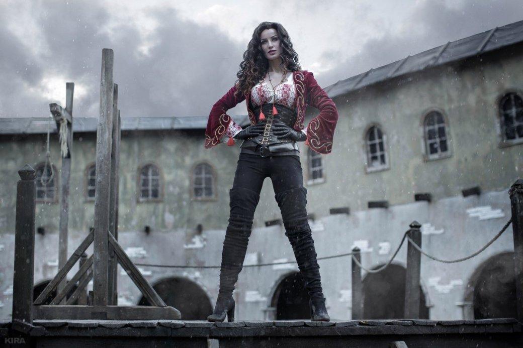 Косплей дня: беспощадные борцы с вампирами Ван Хельсинг и Анна - Изображение 4