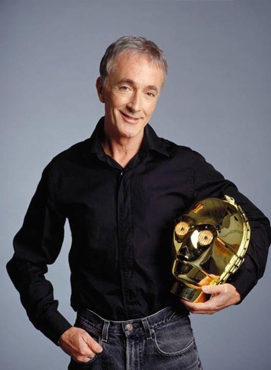 Исполнитель роли C-3PO в «Звездных Войнах» приедет на Comic Con Россия - Изображение 1