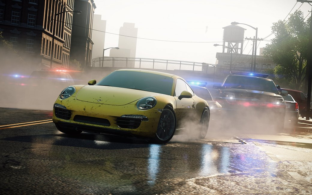 Need for Speed - Most Wanted: впечатления с Gamescom 2012. - Изображение 2