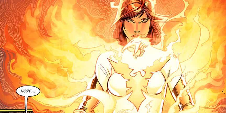 Кто, кроме Джин Грей, в комиксах владел Силой Феникса  - Изображение 9