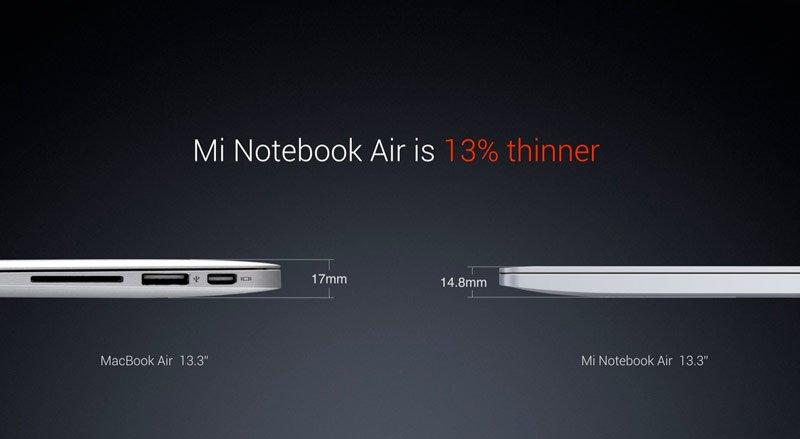 Xiaomi представила мощного и менее дорогого конкурента Macbook Air - Изображение 2