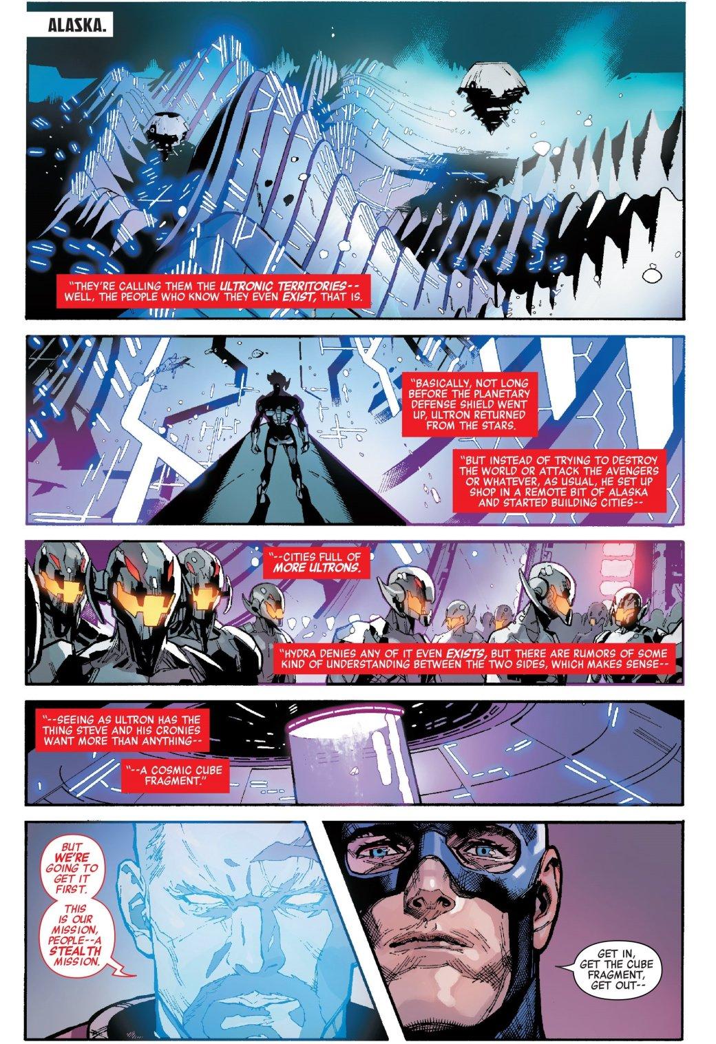 Secret Empire: противостоянию Стива Роджерса иТони Старка нет конца - Изображение 16