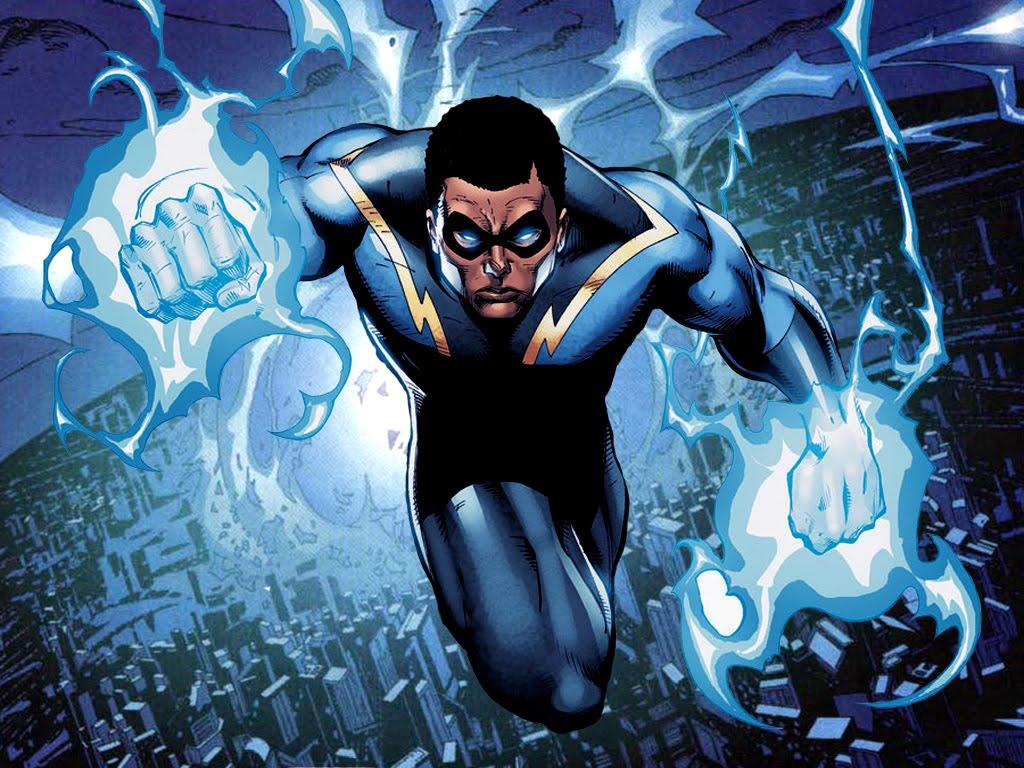 Сериал «Черная молния» расскажет про скандально известного супергероя - Изображение 1