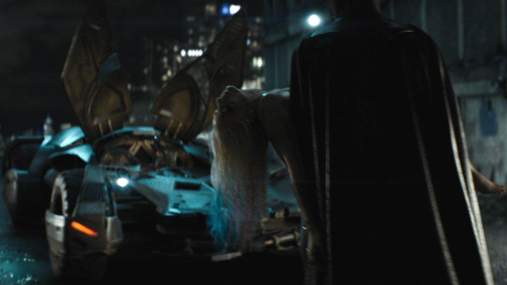 Спойлер: С кем снимался Бэтмен в «Отряде самоубийц» - Изображение 1