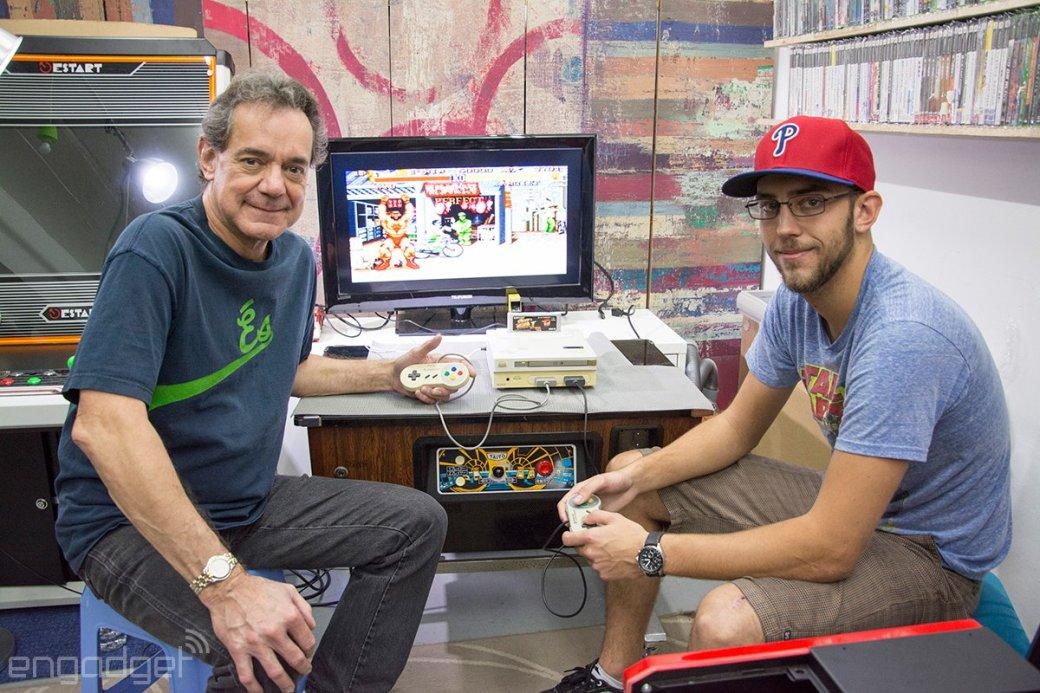 Прототип Nintendo PlayStation показан в рабочем виде - Изображение 1