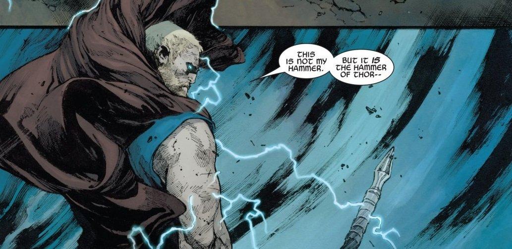 Лучшее в комиксах за неделю: Искусственный Тони Старк и Тор без молота - Изображение 1