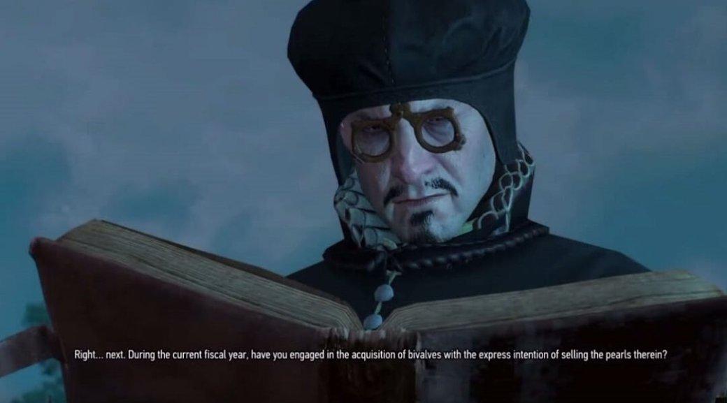 В The Witcher 3 появился налоговик, штрафующий Геральта за эксплойты - Изображение 1