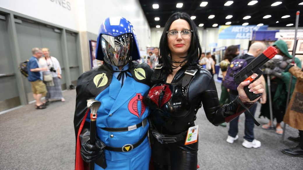 Лучший косплей Comic-Con 2015 - Изображение 92