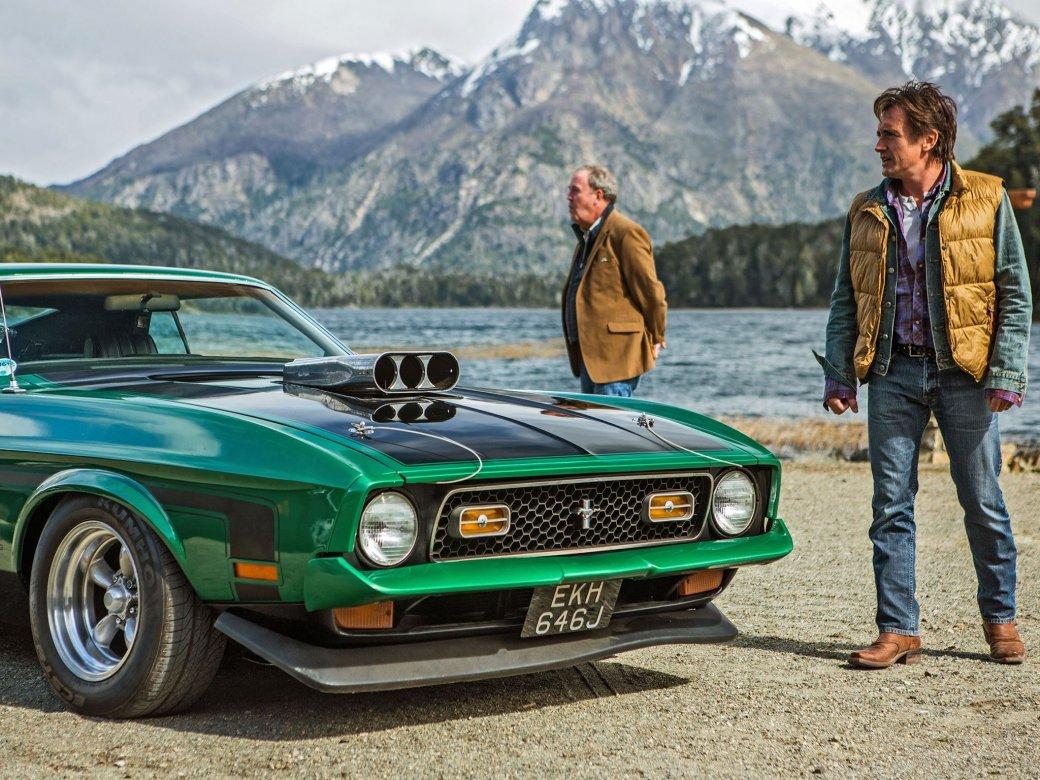 Уволенный из Top Gear Кларксон запустит новое шоу House of Cars. - Изображение 1