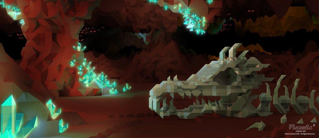 Гость с Kickstarter: Planets³. - Изображение 11