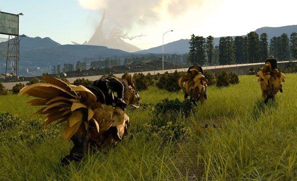 PC-версия Final FantasyXV выйдет сначала  2016-го