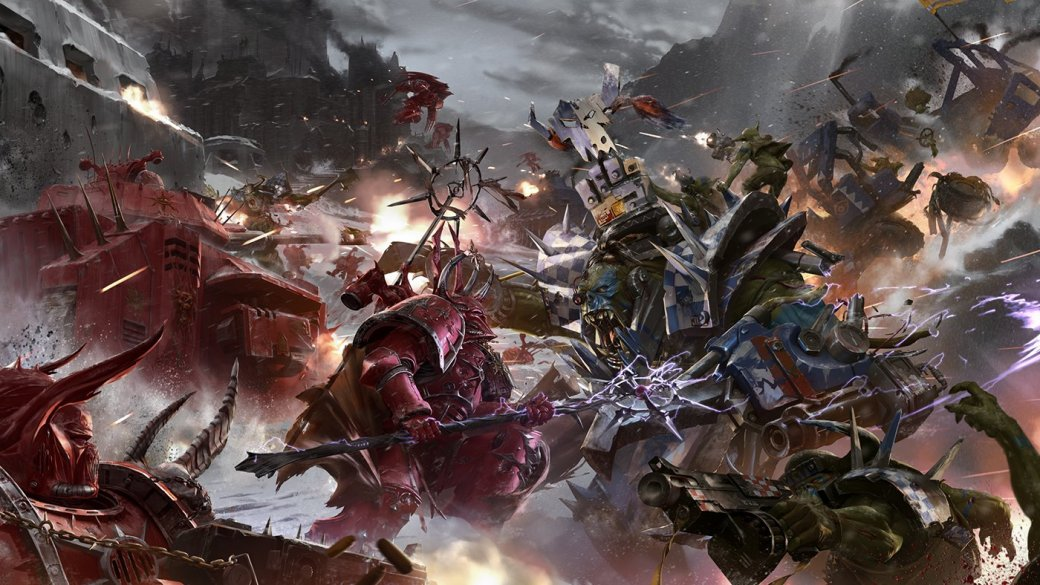 Самые крутые комиксы по Warhammer 40.000 - Изображение 1