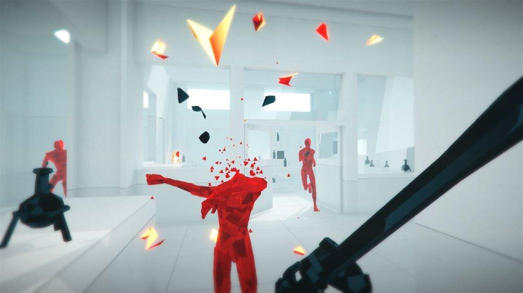 SUPERHOT добрался до Xbox One - Изображение 1