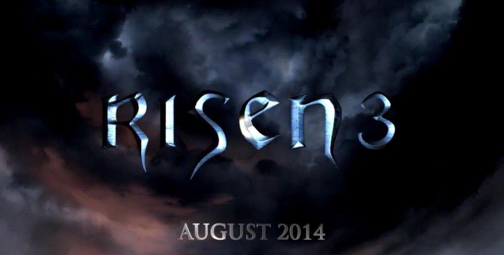 Risen 3 напомнила о Dark Souls в дебютном видео - Изображение 1
